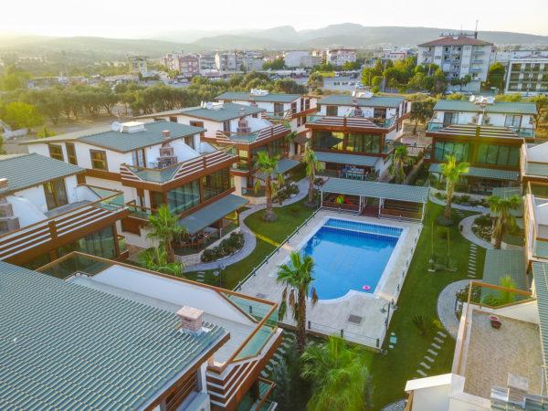 Ultra City Villaları (Menderes)